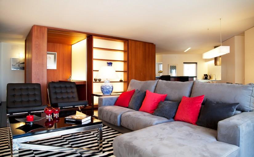 Appartement meublé à Costa Da Guia
