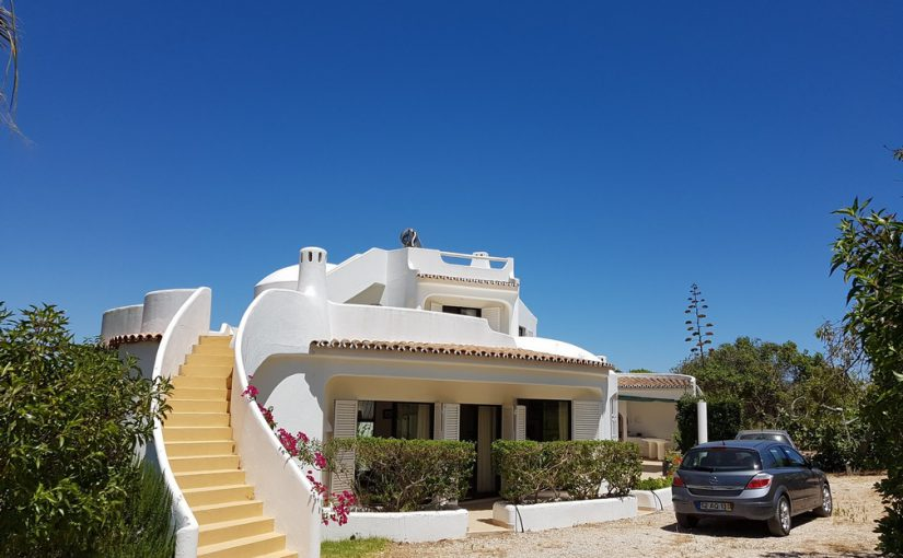 Villa située à Albufeira do Gerês